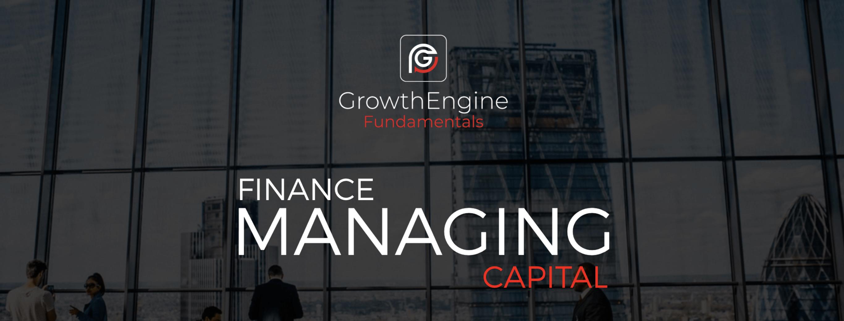 Managing Capital Strip