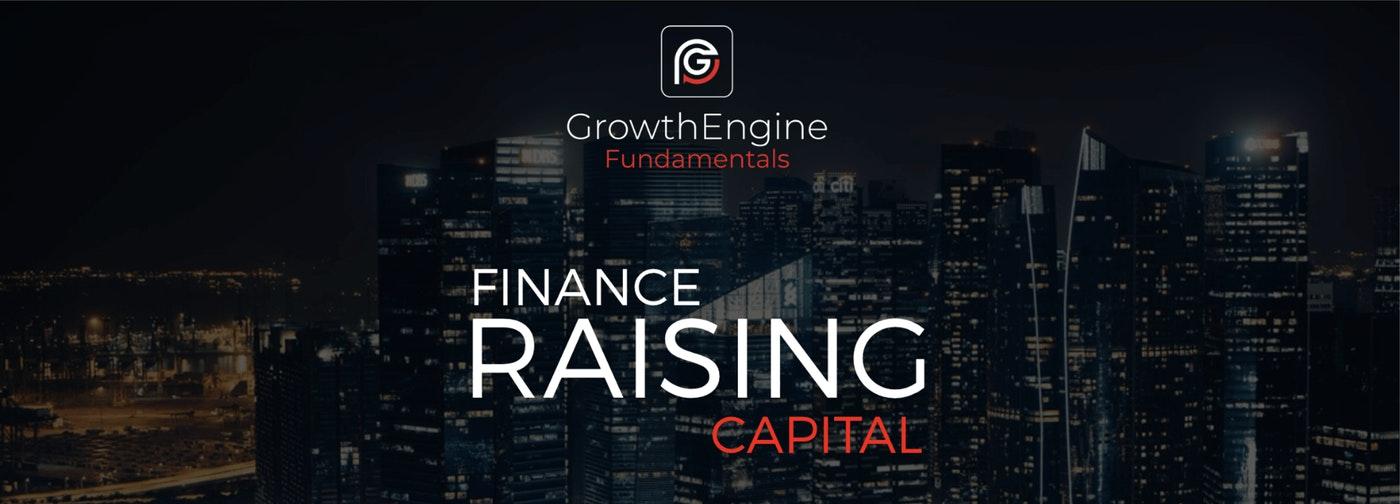 Raising Capital Strip