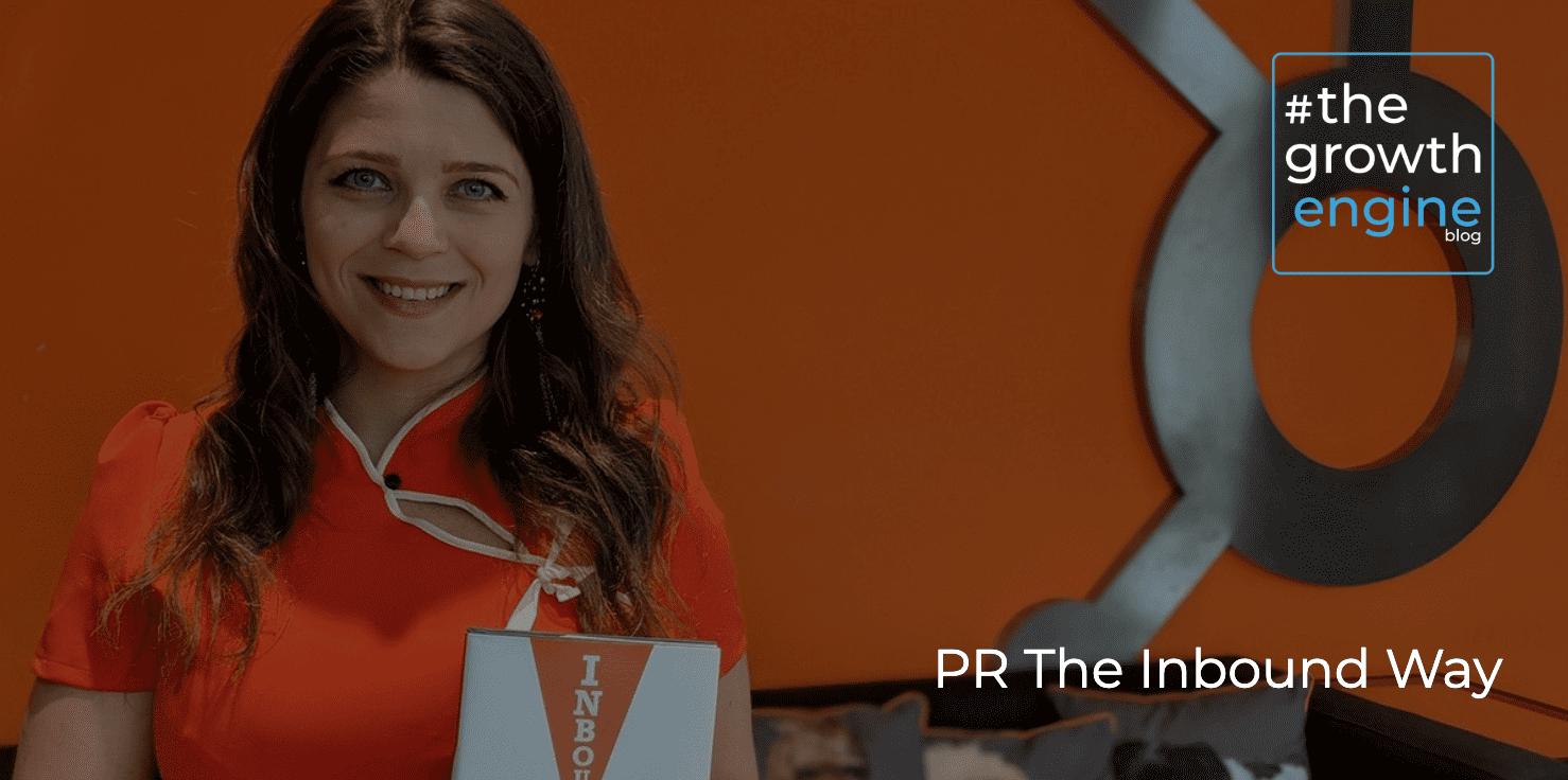 GEC - Article - PR The Inbound Way - Blog Header