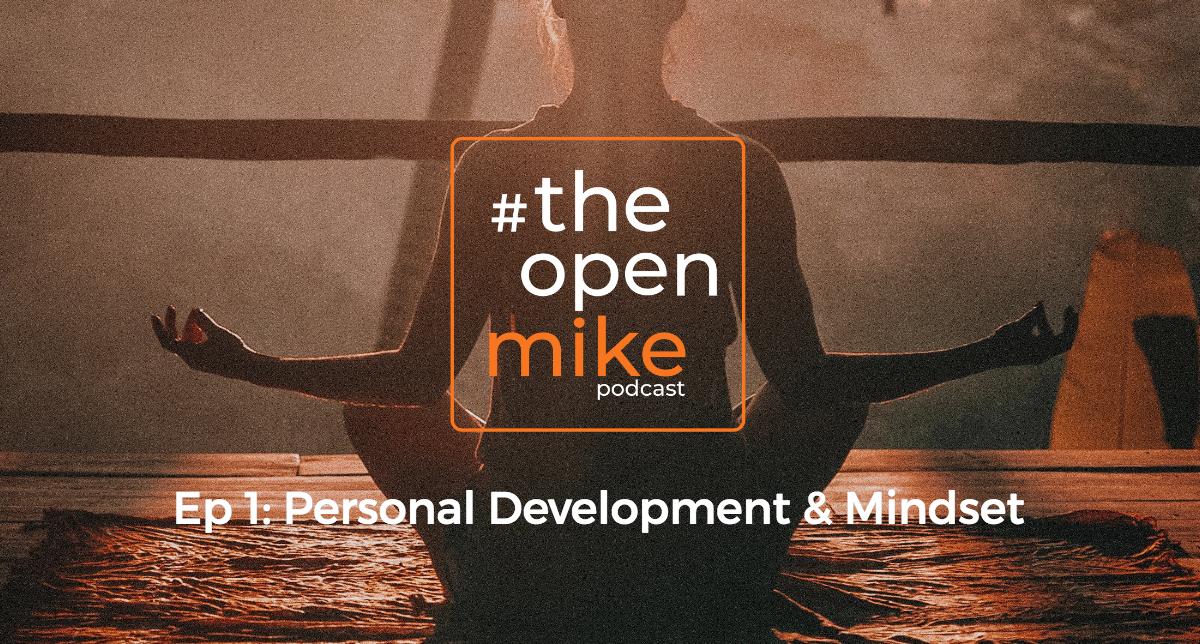 TSH - The OpenMike - Ep 1 - Blog header