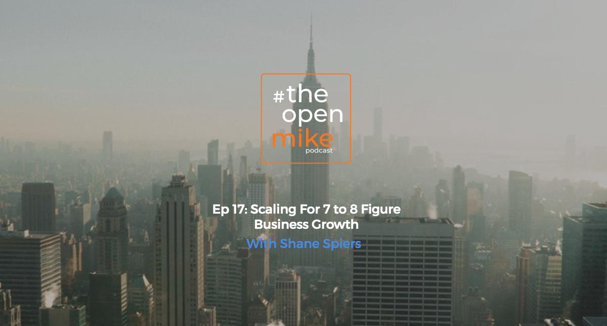 TSH - The OpenMike - EP17 - blog header