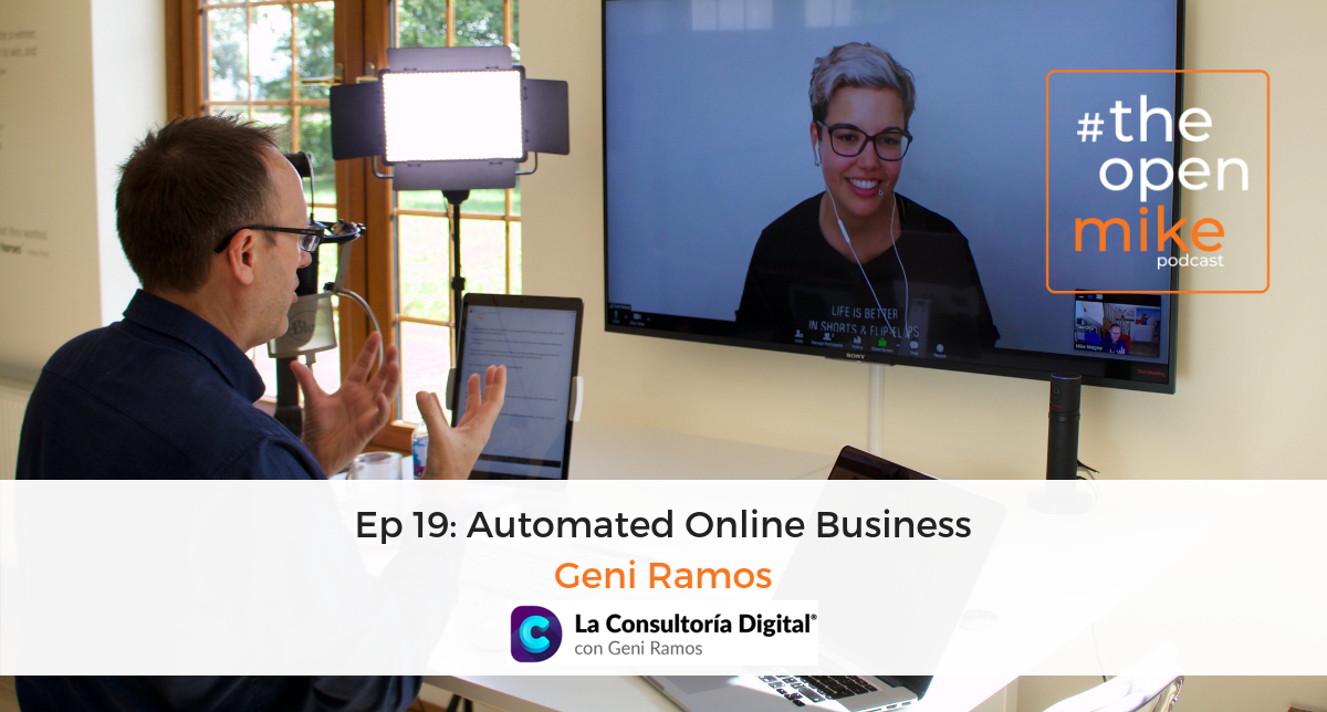 Ep 19 - Automated Online Business - Blog Header